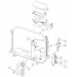 Bobine détendeur (connecteur blanc) AOYA18LAC2 Atlantic