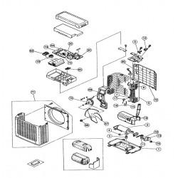 Circuit imprimé d'alimentation