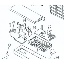 Platine power module Thermosème