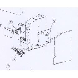Platine électronique Hitachi pour RAK-25NH4
