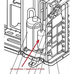 Séparateur d'huile Mitsubishi Electric