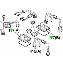 Carte electronique PWB  RAM-80QH5913