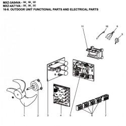 PLATINE DE REGULATION PCB...