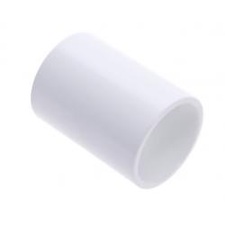MANCHON PVC BLANC POUR...